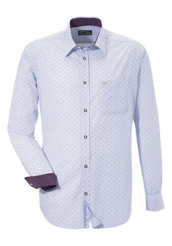 Murk Trachtenhemd, in modischem Print kaufen