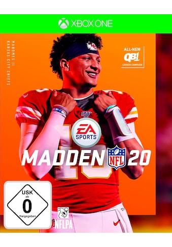 Electronic Arts Spiel »Madden NFL 20«, Xbox One kaufen