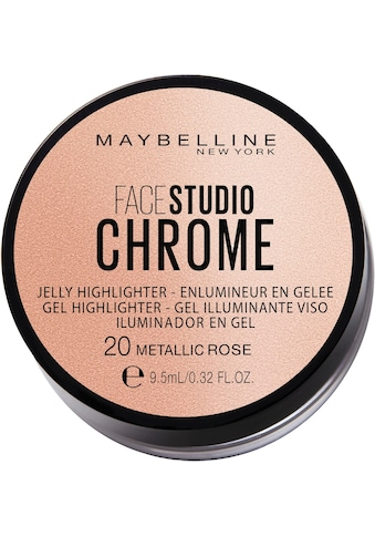 MAYBELLINE NEW YORK Highlighter »Facestudio Chrome Jelly« kaufen