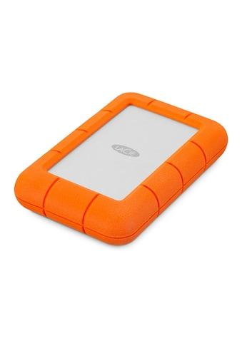 "LaCie externe HDD-Festplatte »2.5"", USB 3.0, für Mac & PC«, Rugged Mini, 4 TB, tragbare externe Festplatte kaufen"