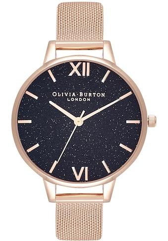 OLIVIA BURTON Quarzuhr »Glitter Dial, OB16GD76« kaufen