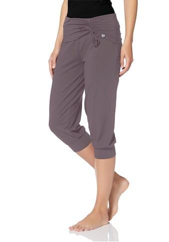 Ocean Sportswear Yogahose »Soulwear - 3/4 Yoga Pants« kaufen