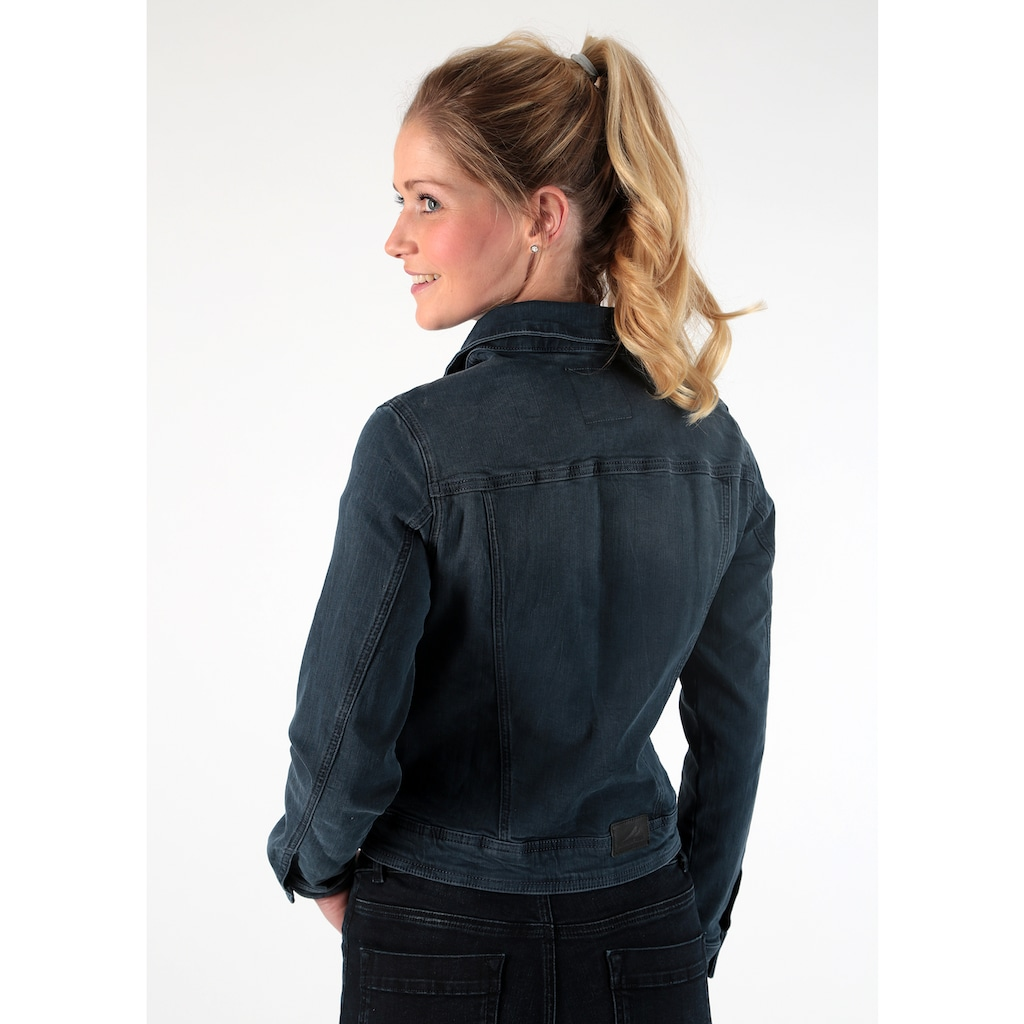 Miracle of Denim Jeansjacke »Jeans Jacke Damen«, Suzy