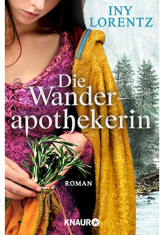 Buch »Die Wanderapothekerin / Iny Lorentz« kaufen