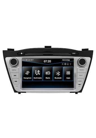 ESX Vision Naviceiver und Mobile-Entertainment System »VN720-HY-iX35«, (ein Set) kaufen