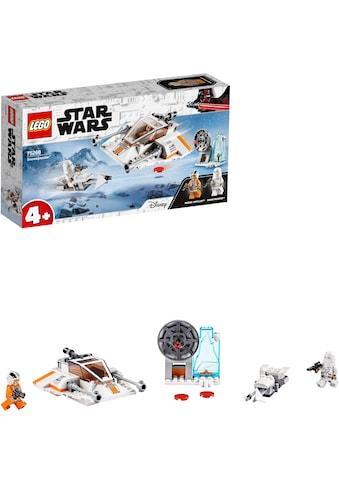 """LEGO® Konstruktionsspielsteine """"Snowspeeder™ (75268), LEGO® Star Wars™"""", Kunststoff, (91 - tlg.) kaufen"""