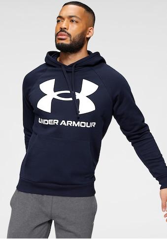 Under Armour® Kapuzensweatshirt »UA RIVAL FLEECE BIG LOGO HD« kaufen