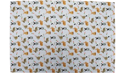 HOSSNER - HOMECOLLECTION Platzset »32657 Rabbits« kaufen