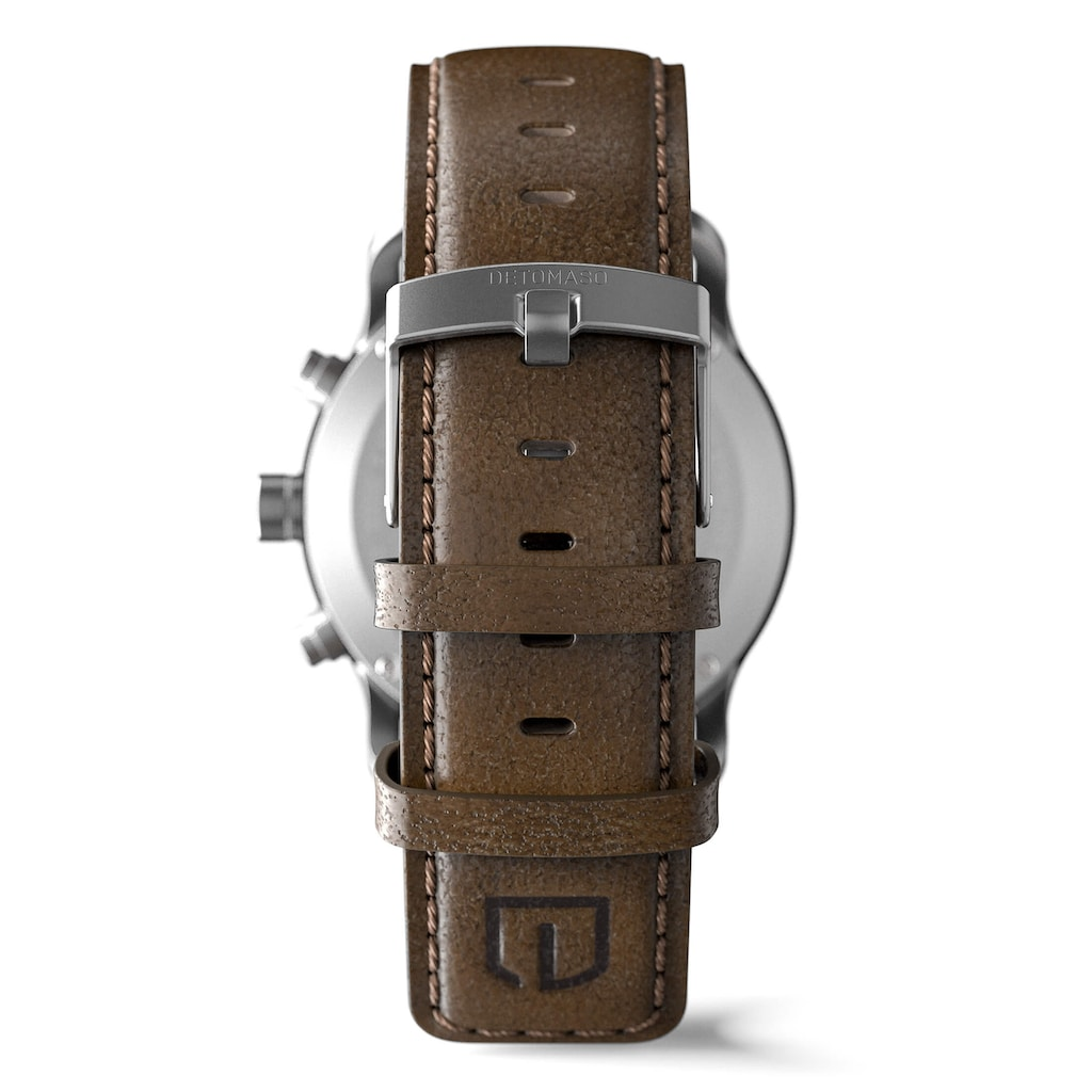 DETOMASO Chronograph »SORPASSO QUARZUHR GREY«