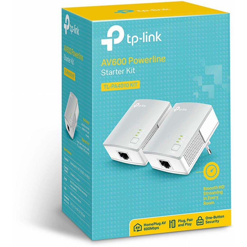 TP-Link Netzwerk-Adapter »TL-PA4010KIT - AV500 (2er KIT)«