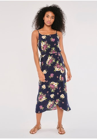 Apricot Druckkleid »Daisy Bunches Cami Midi Dress«, (mit Bindegürtel), in Wickeloptik kaufen