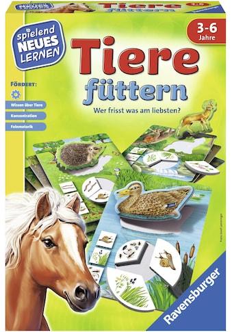 """Ravensburger Spiel, """"Tiere füttern"""" kaufen"""