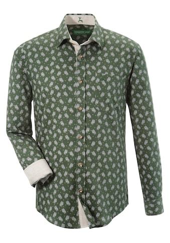 Country Line Trachtenhemd in gerader Passform kaufen