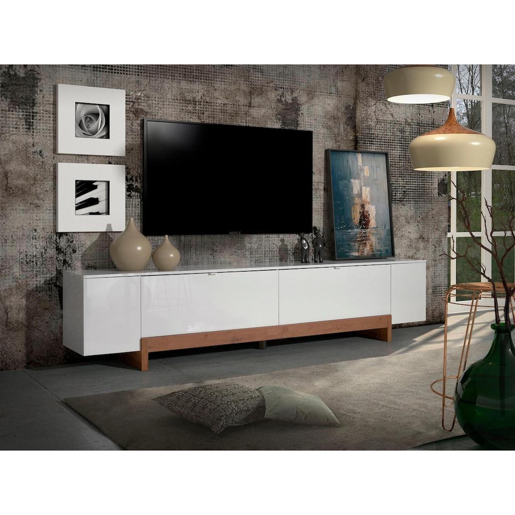 KITALY Lowboard »FIORELLA«, Breite 245 cm
