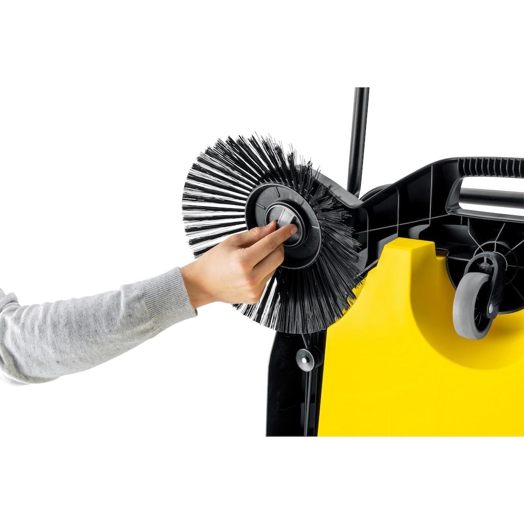 KÄRCHER Handkehrmaschine »S 6«, mit Seitenbesen