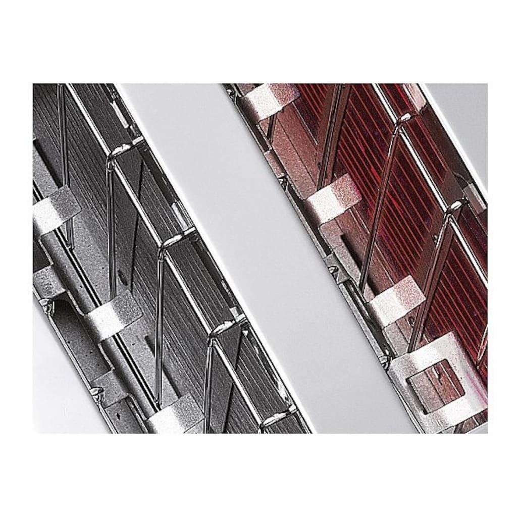 WMF Toaster »Stelio«, 2 kurze Schlitze, 900 W, mit Bagelfunktion