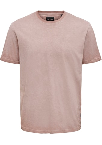 ONLY & SONS T-Shirt »MILLENIUM LIFE WASHED TEE« kaufen