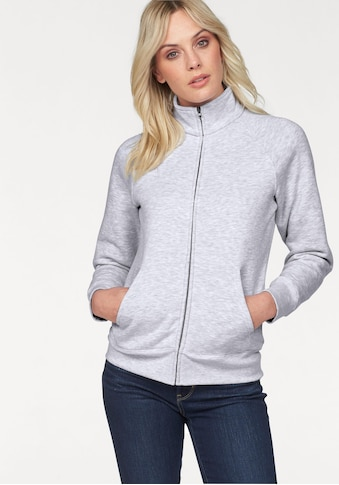 Fruit of the Loom Sweatshirt »Lady-Fit Premium Sweat Jacket« kaufen