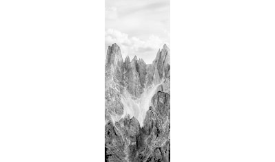 Komar Vliestapete »Peaks Panel«, naturalistisch kaufen