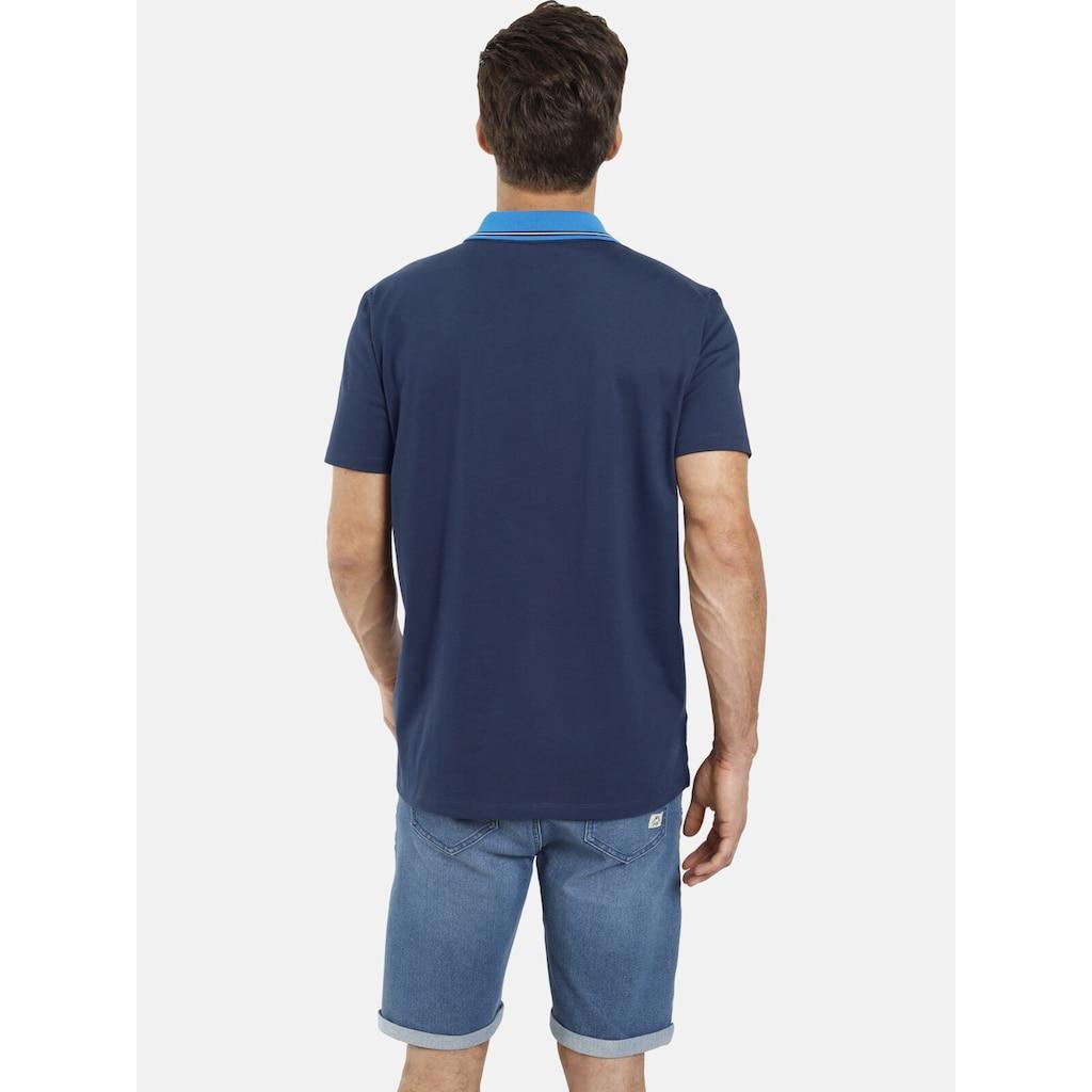 Jan Vanderstorm Poloshirt »INGER«, reine Baumwolle, Comfort Fit
