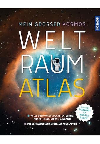Buch »Mein großer Kosmos Weltraumatlas / Justina Engelmann, Günther Schulz« kaufen