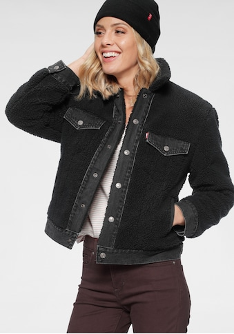 Levi's® Fellimitatjacke »Ex -Boyfriend Trucker« kaufen