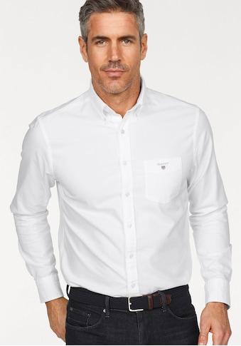 Gant Langarmhemd »Oxford« kaufen
