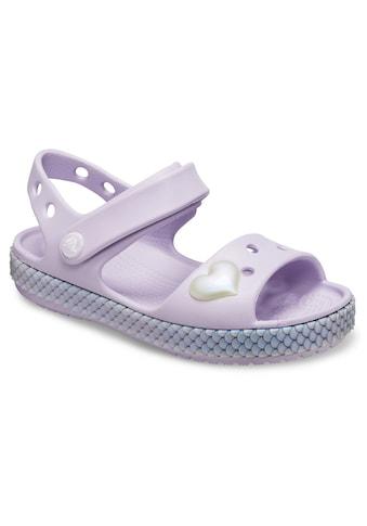 Crocs Badesandale »Crocband Imagination Sandale«, mit Klettverschluss kaufen
