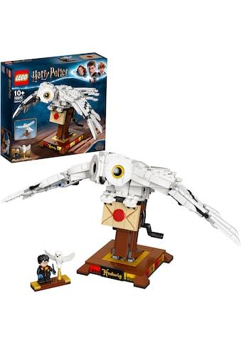 LEGO® Konstruktionsspielsteine »Hedwig™ (75979), LEGO® Harry Potter™«, (630 St.), Made... kaufen