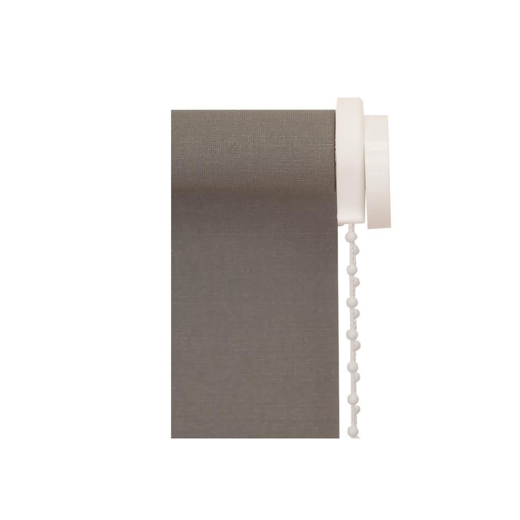 sunlines Seitenzugrollo nach Maß »SZR uni«, Lichtschutz, mit Bohren, freihängend, 1 Stück