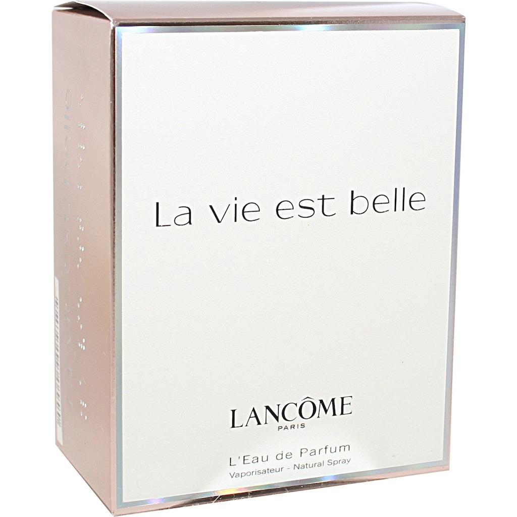 LANCOME Eau de Parfum »La vie est belle«