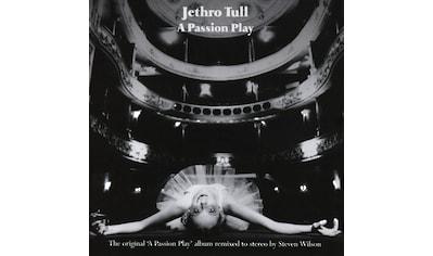 Musik-CD »A Passion Play (Steven Wilson Mix) / Jethro Tull« kaufen
