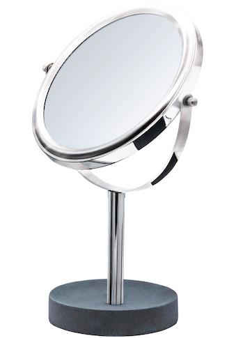 Ridder Kosmetikspiegel »Cement«, 5-fach Vergrößerung kaufen