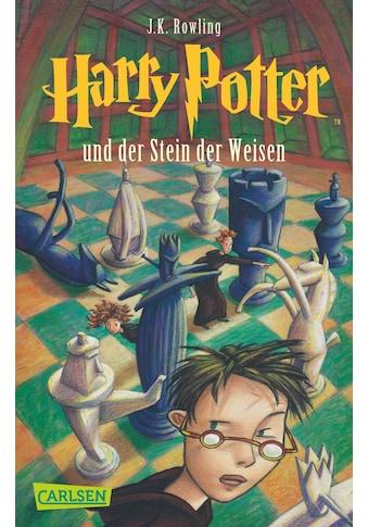 Buch »Harry Potter und der Stein der Weisen (Harry Potter 1) / J.K. Rowling, Klaus Fritz« kaufen