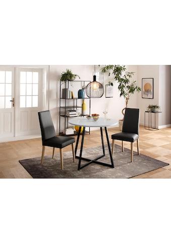 my home Esstisch »Dinise«, in runder Ausführung kaufen