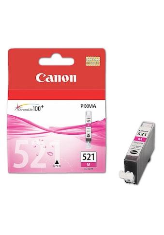 Canon Tintenpatrone »CLI - 521M« kaufen