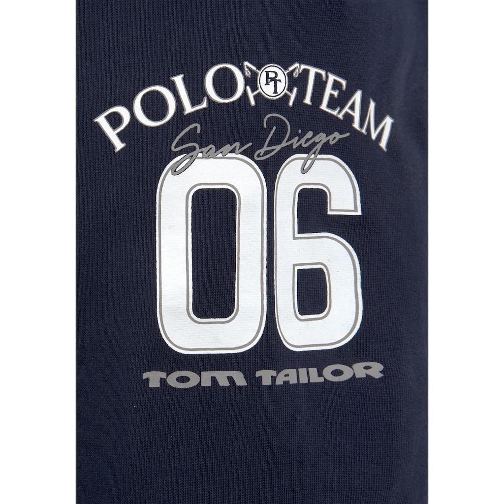 TOM TAILOR Polo Team Sweathose