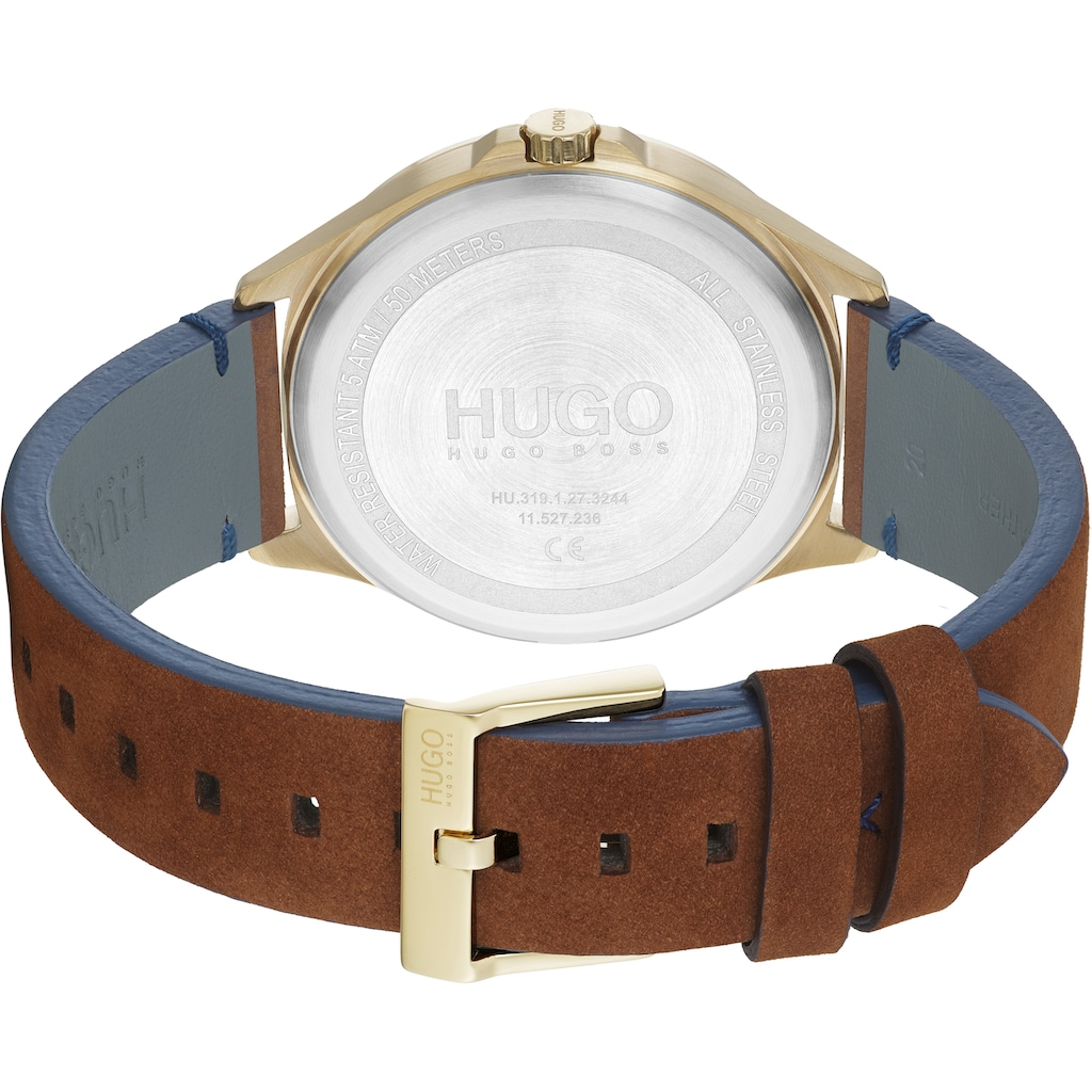 HUGO Quarzuhr »#SMASH, 1530134«