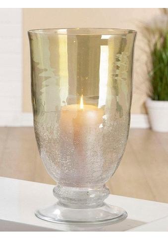GILDE Windlicht »Ronco«, Glas kaufen