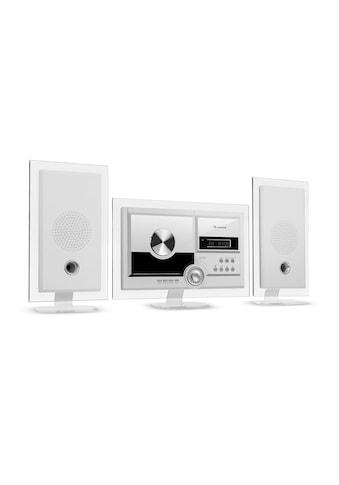 Auna Stereo Sonic DAB+ Stereoanlage, DAB+, CD-Player, USB, BT kaufen
