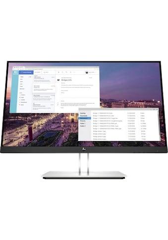 "HP LED-Monitor »E23 G4«, 58,42 cm/23 "", 1920 x 1080 px, Full HD, 5 ms Reaktionszeit,... kaufen"