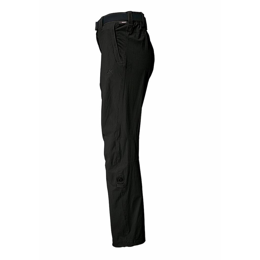 Maier Sports Trekkinghose »LULAKA«, auch in Großen Größen erhältlich