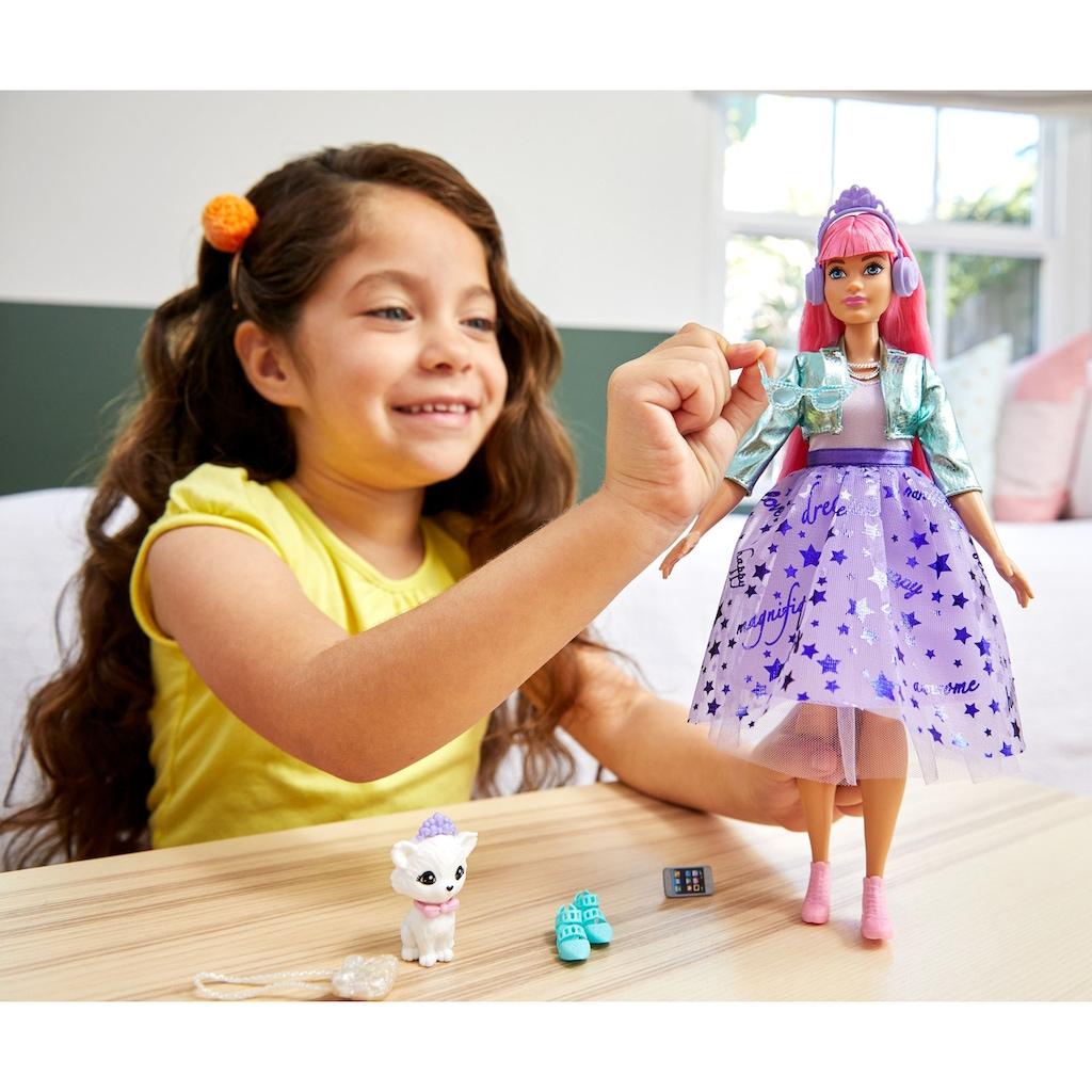 Barbie Anziehpuppe »Prinzessinnen Abenteuer Daisy«