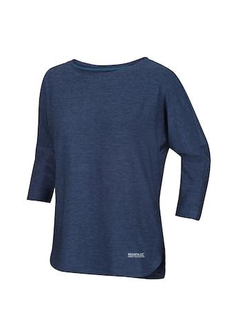 Regatta T-Shirt »Damen Pulser mit 3/4-Ärmel« kaufen