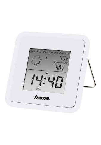 "Hama Thermo-/Hygrometer ""TH50"", Weiß kaufen"