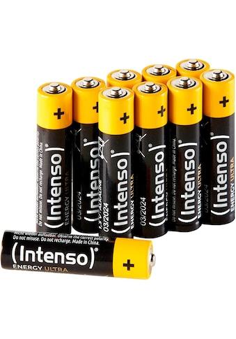 Intenso Batterie »Energy Ultra AAA LR03«, (10 St.) kaufen