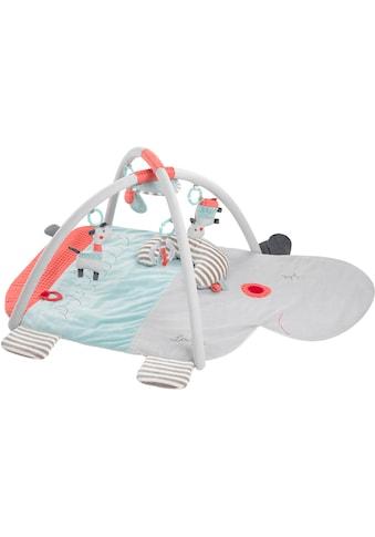 Fehn Spielbogen »Nilpferd Loopy«, mit Krabbeldecke kaufen