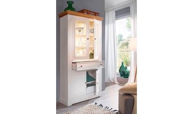 Premium collection by Home affaire Vitrine »Marissa«, im Landhaus-Design kaufen
