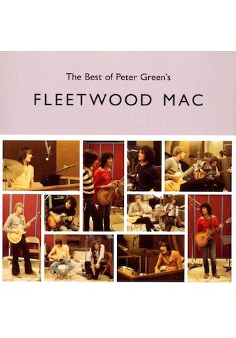 Musik-CD »The Best of Peter Green's Fleetwood Mac / FLEETWOOD MAC« kaufen