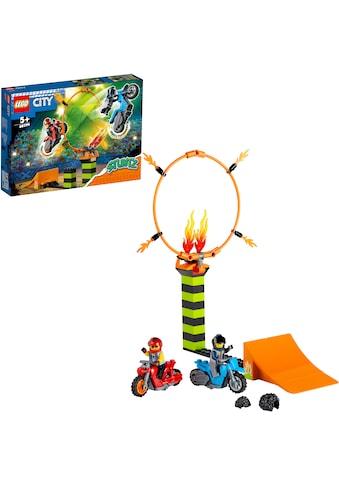 LEGO® Konstruktionsspielsteine »Stunt-Wettbewerb (60299), LEGO® City Stuntz«, (73... kaufen